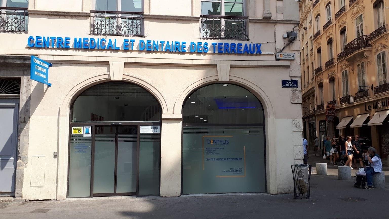 Centre Dentaire et Ophtalmologie Lyon 1 terreaux
