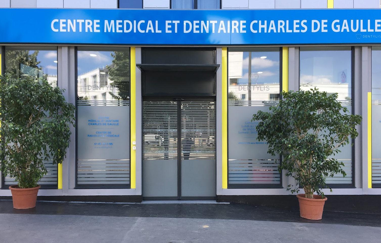 Centre Médical Dentaire et Ophtalmologie Colombes Ch. de Gaulle
