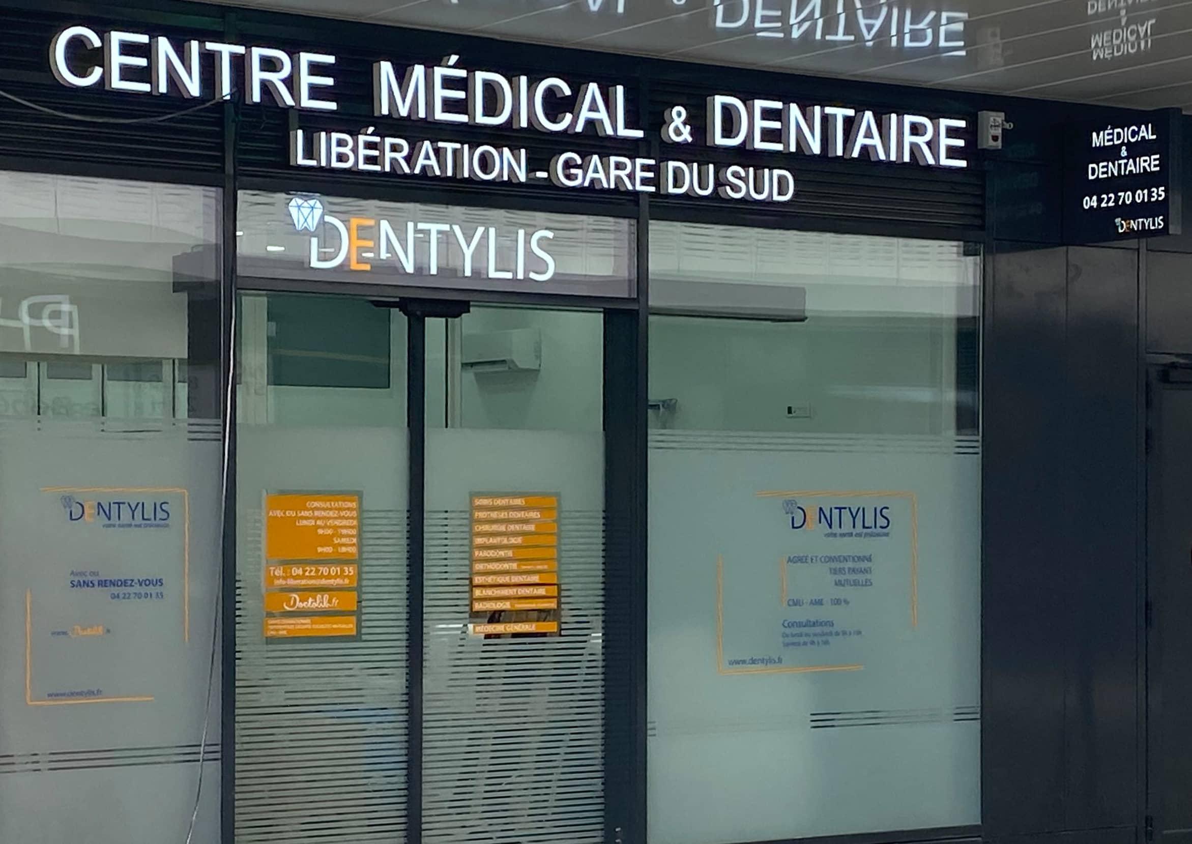 Centre Médical et Dentaire Nice Libération Gare du Sud