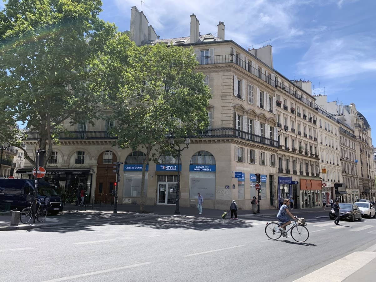 Centre Dentaire Paris 10 Lafayette Poissonnière