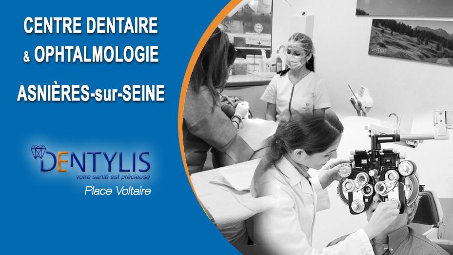 Centre de santé Dentylis Asnières Place Voltaire