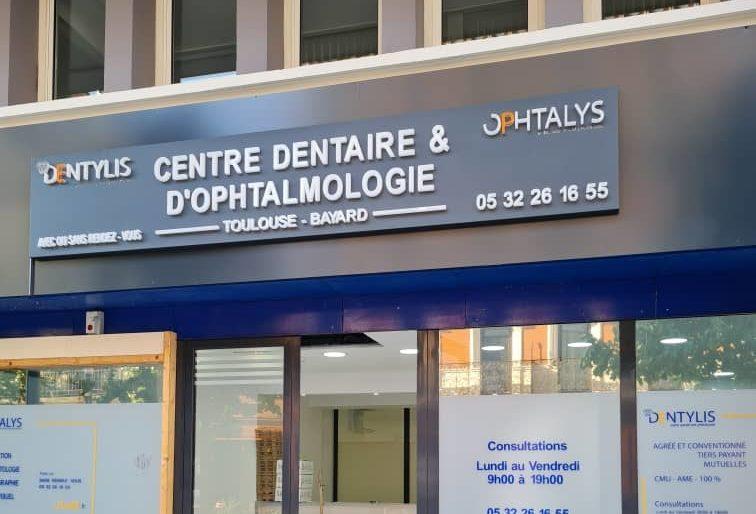 Centre dentaire Dentylis Toulouse Bayard