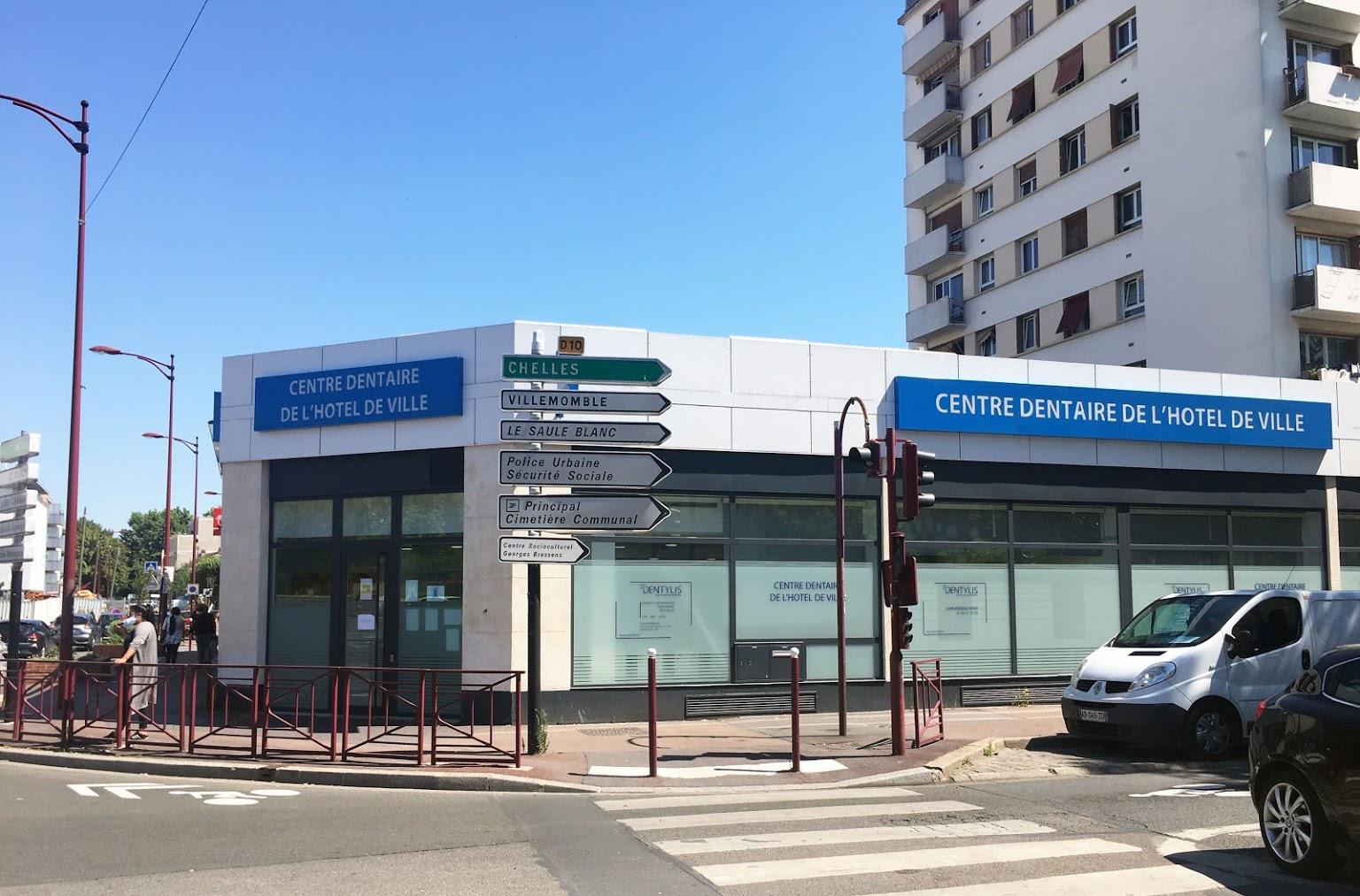 Centre dentaire Bondy Hôtel de ville Dentylis