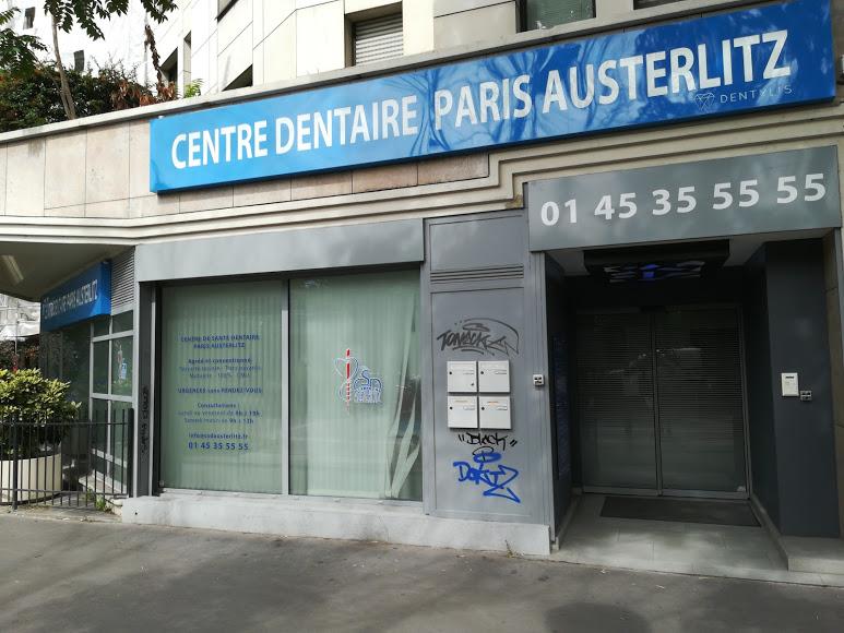 Centre dentaire Paris 5 Austerliz Dentylis